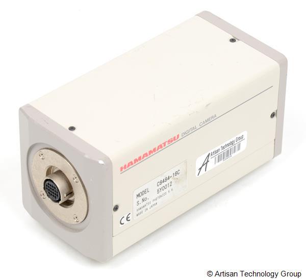 Hamamatsu C8484-16C High Performance UV Digital Camera Control Unit