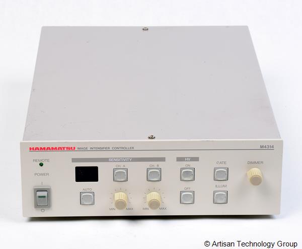 Hamamatsu M4314-01 Image Intensifier Controller