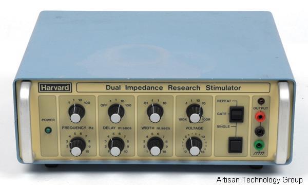 Harvard Apparatus 50-7442 Dual Impedance Research Stimulator