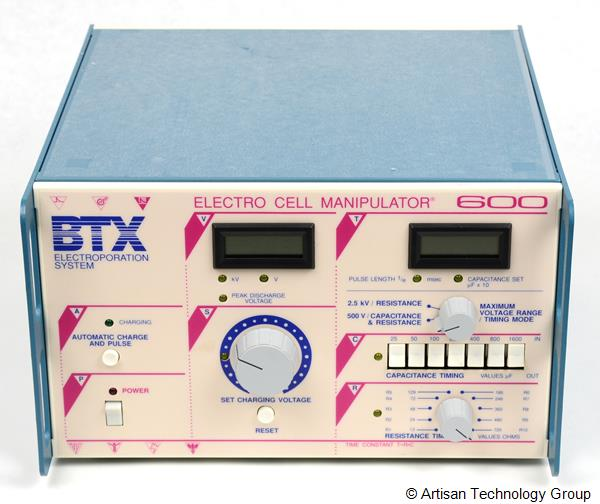 Harvard Apparatus / BTX ECM600 Electro Cell Manipulator