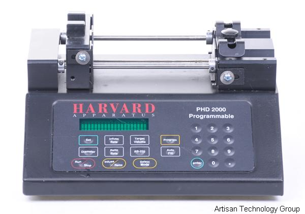 Harvard Apparatus PHD2000 Programmable Syringe Pump