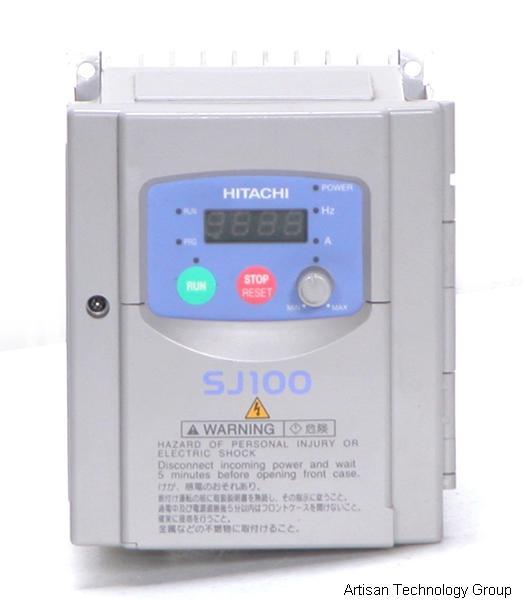 hitachi sj100 007nfu in stock we buy sell repair price quote rh artisantg com Hitachi Inverter Wiring Hitachi Inverters Manual WJ200