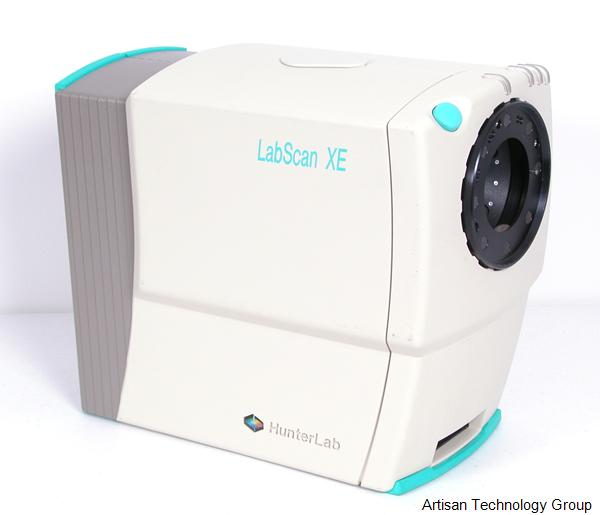 HunterLab LabScan XE Reflected Color Spectrophotometer