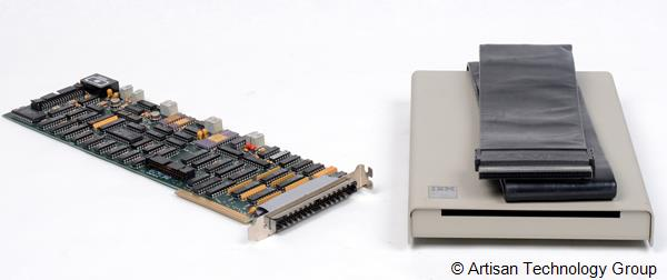 IBM PC Data Acquisition and Control Adapter with Distribution Panel