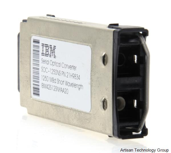 IBM SOC-1250NS GBIC Integrated Fiber Optic Transceiver