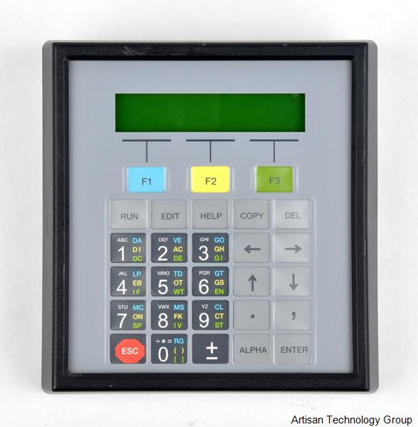 Danaher Motion / IDC FP220 Programming / Operator Interface Keypad