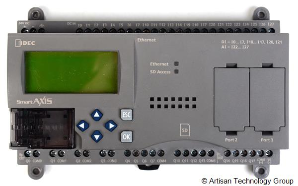 IDEC FT1A-H40RSA SmartAXIS Pro 40 I/O Programmable Controller