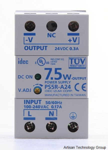 IDEC PS5R-A24 Standard Series Switching Power Supplies