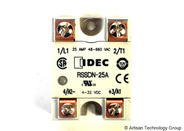 IDEC RSSDN-25A DC Panel Mount Solid State Relay