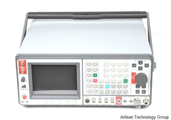 Cobham / Aeroflex / IFR TS-4317-1 Frequency Agile Communications Test Set