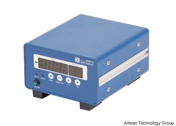 IKA 3113200 DTM 12 IKATRON Digital Temperature Measuring Instrument