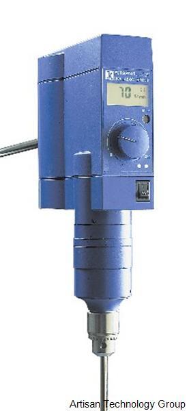 IKA 2850000 Eurostar Power Control-Visc P4 Overhead Stirrer