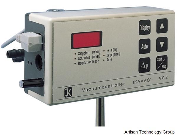 IKA 2300001 VC 2 IKAVAC Vacuum Controller