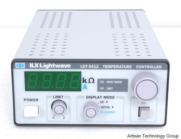 Newport / ILX Lightwave LDT-5412 Thermoelectric Temperature Controller