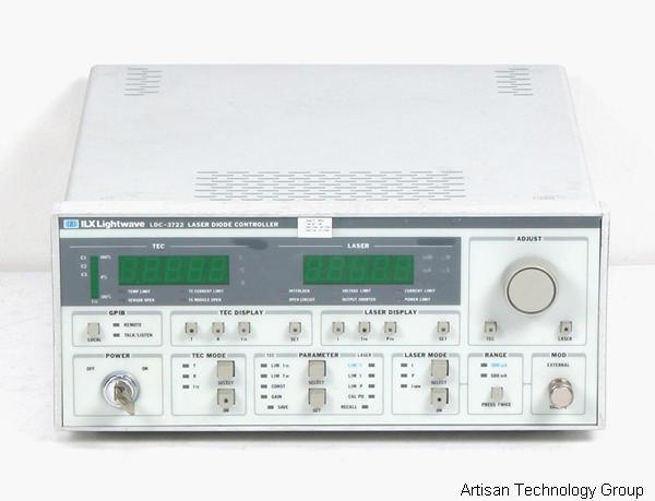 Newport Ilx Lightwave Ldc 3722 In Stock We Buy Sell