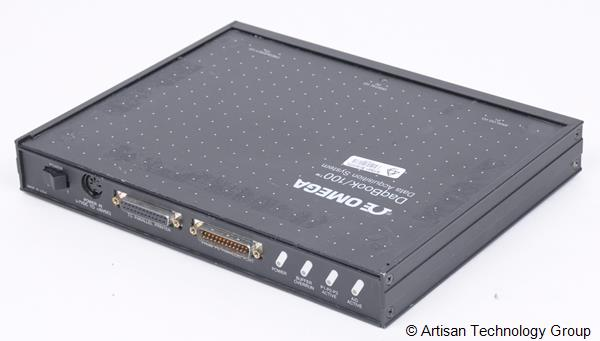 Measurement Computing / IOtech DaqBook/100 / DaqBook/200 Series Portable PC-Based Data Acquisition System