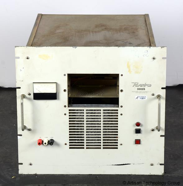 Industrial Test Equipment Powertron 3000S AC Power Supply