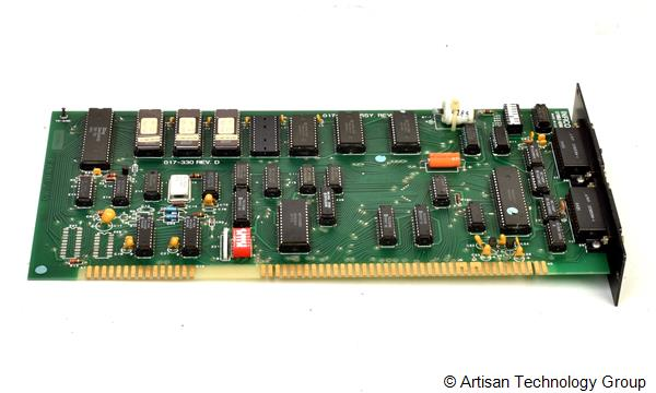 Inficon 017-330 4 MHz CPU Board