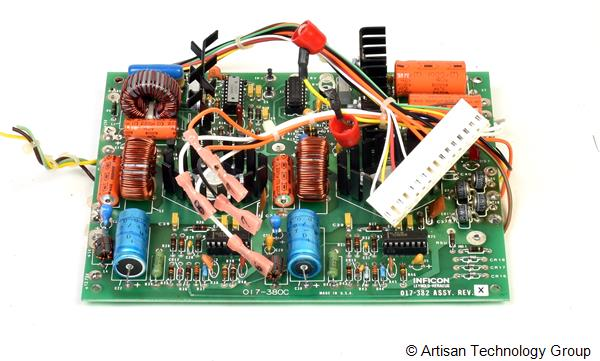 Inficon 017-380C Power Supply Board