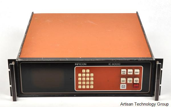 Inficon IC-6000 Vacuum Deposition Controller