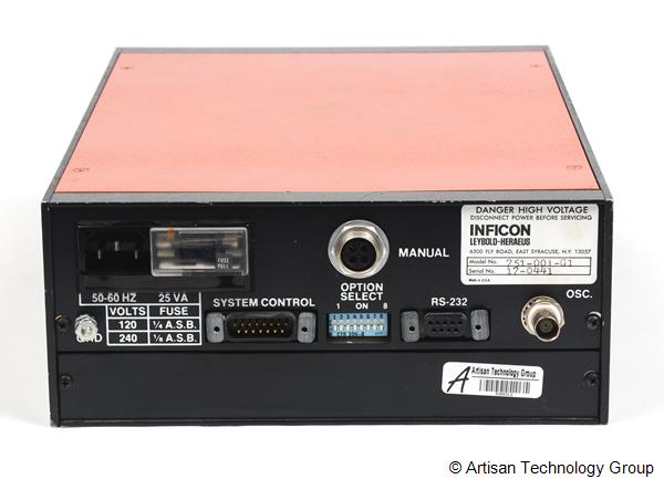 Inficon XTC Thin Film Thickness and Rate Monitor