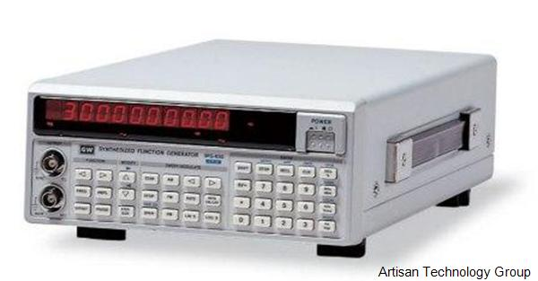 Instek SFG-830 30MHz Arbitrary / Function Generator w/ RS-232
