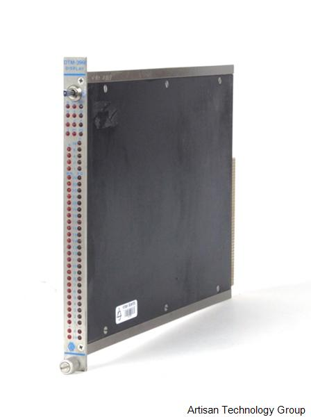 Interface Standards DTM-399 Dataway Display CAMAC Module