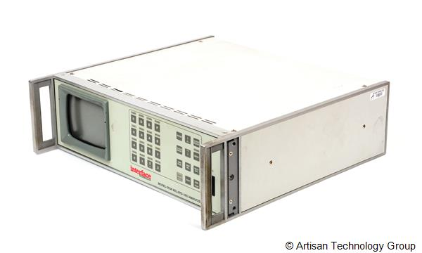 Interface Technology 553 / 553A MIL-STD-1553 Analyzers