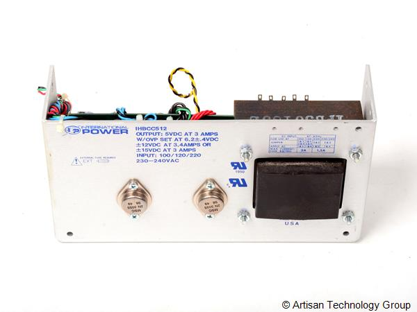 International Power IHBCC512 Linear Power Supply