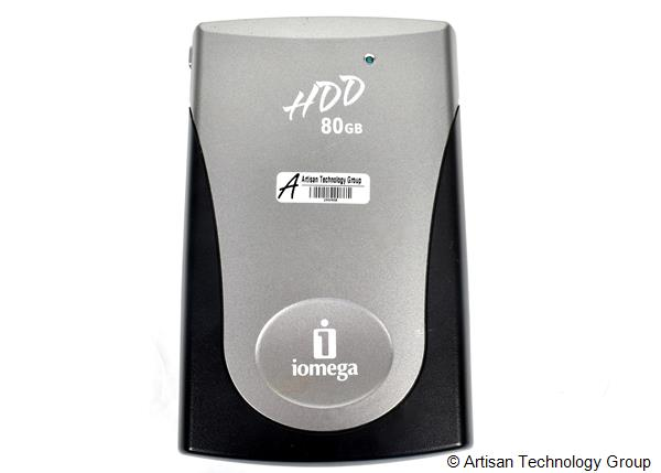 Iomega DHD080-U 80GB External Hard Drive