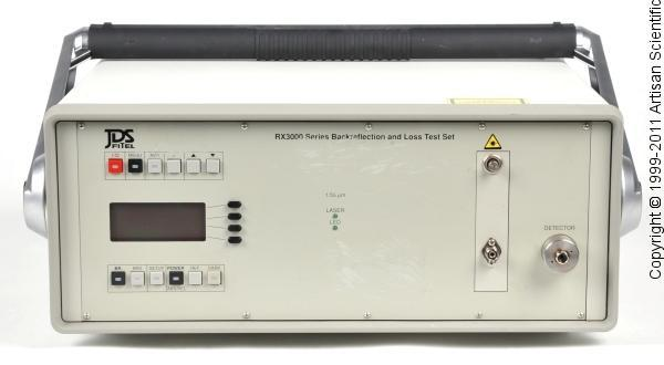VIAVI Solutions / JDSU RX3050+1012FA7 1-Channel Backreflection Meter