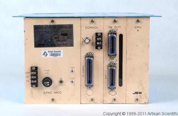 JSW EPAC-MCC/A Mould Clamping Controller