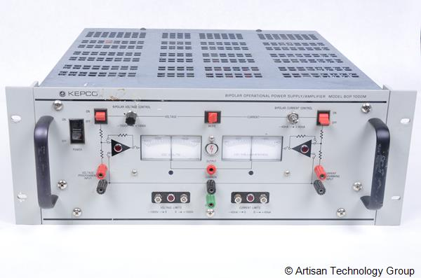 Kepco BOP-1000M High Voltage Bipolar Operational Power Supply / Amplifier