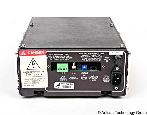 KLA Tencor / Ultrapointe Lamp Power Supply for Ultrapointe 1010