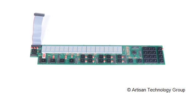 Keithley 237 High Voltage Source-Measure Unit Front Panel Circuit
