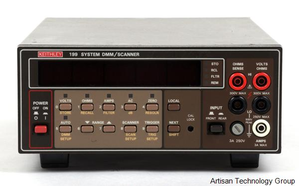 Keithley 199 System DMM Scanner