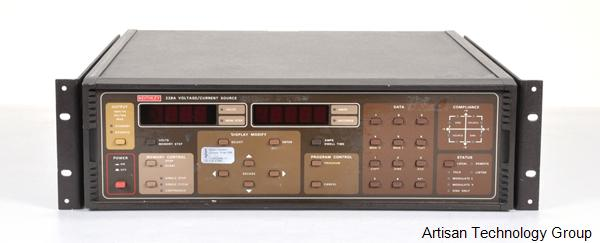 Keithley 228A Programmable Voltage / Current Source with Fixed Rack-Mount