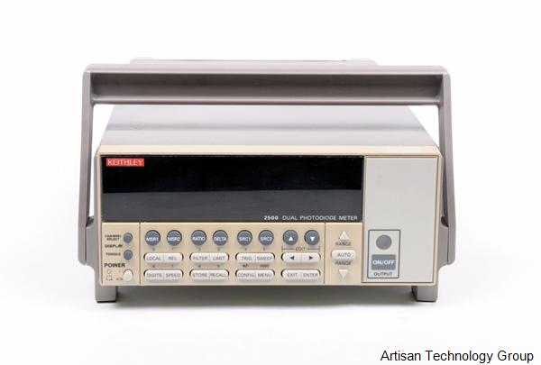 Keithley 2500 Dual Photodiode Meter