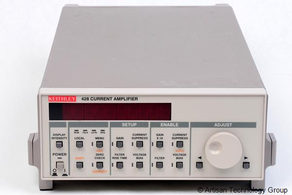 Keithley 428-PROG Programmable Current Amplifier