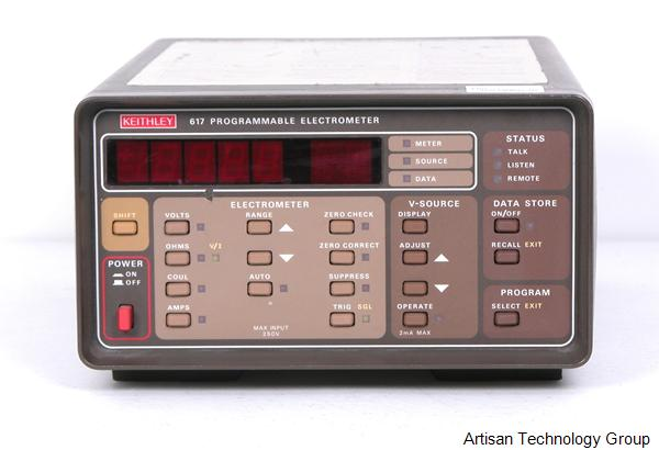 Keithley 617 Programmable Electrometer