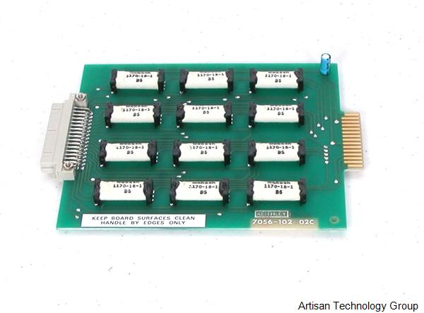 Keithley 7056 10-Channel Scanner Card