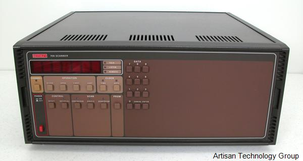 Keithley 706 Scanner Mainframe Chassis