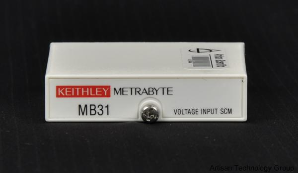 Keithley / MetraByte MB31-02 Voltage Input SCM