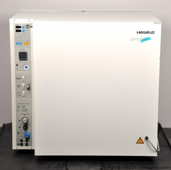 Thermo / Kendro / Heraeus Cytomat 6001 Automated Incubator HS with Plate Shuttle System