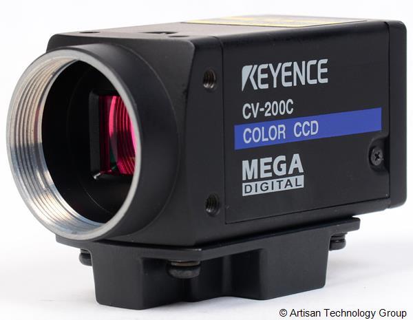 Keyence CV-200C Digital 2-Million-Pixel Color Camera