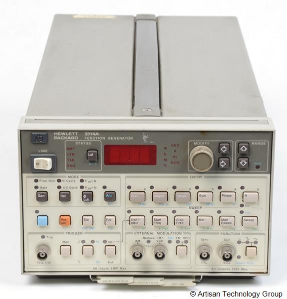 Keysight / Agilent 3314A Function/Waveform Generator