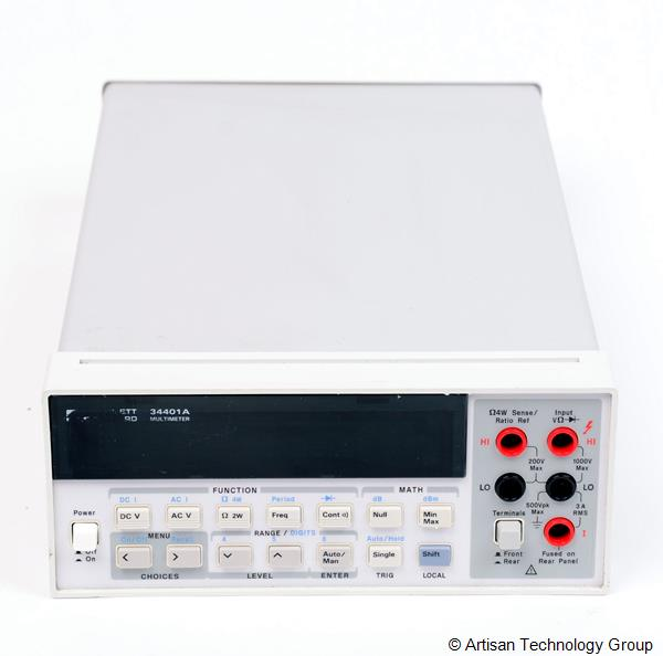 Keysight / Agilent 34401A 6.5 Digit Multimeter