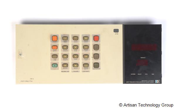 Keysight / Agilent 3497A Front Panel Display