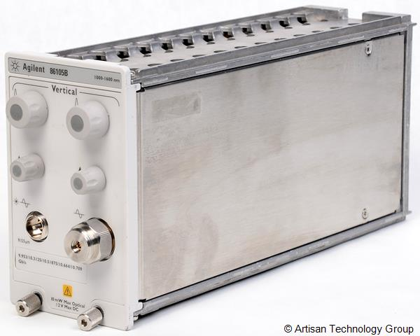 Keysight / Agilent 86105B 15 GHz Optical / 20 GHz Electrical Module