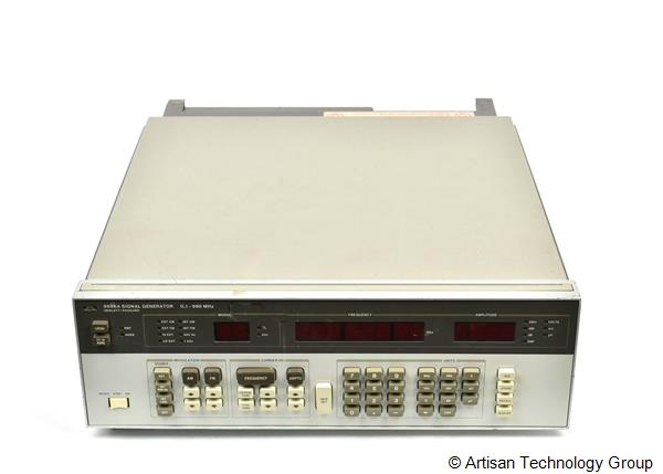 Keysight / Agilent 8656A Synthesized Signal Generator